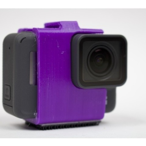 Download free 3D printing templates GoPro Hero 5/6 Mount With