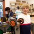 Download free 3D printing models DIY RC Street Racing Car: One Week Classroom Project, BananaScience