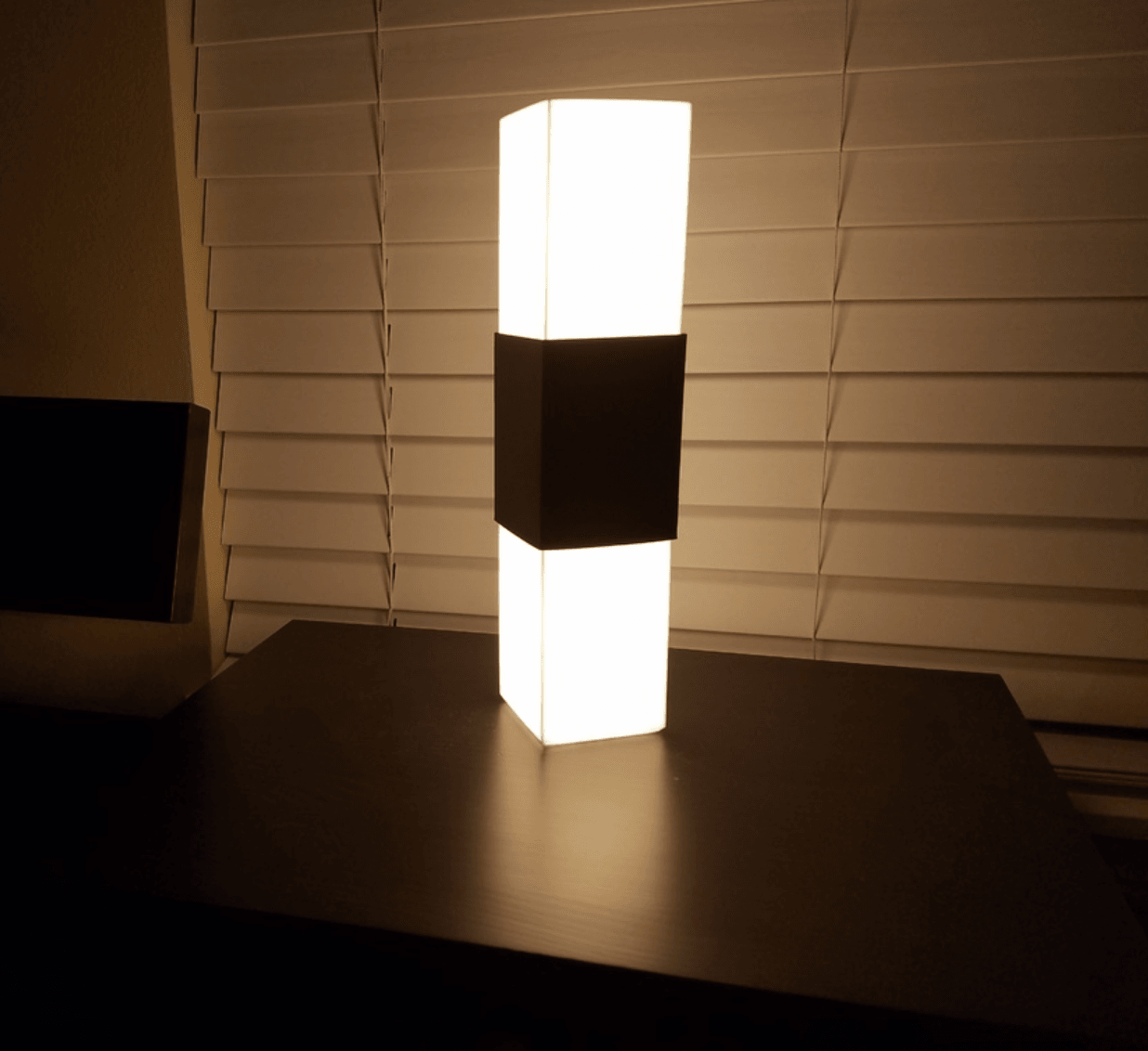 Capture d'écran 2018-03-26 à 16.59.50.png Download free STL file Square Lamp • 3D printer template, stensethjeremy