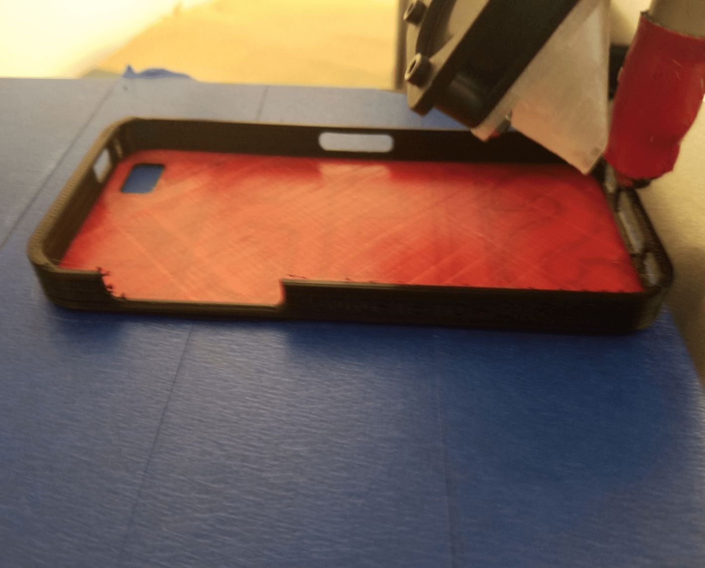 Capture d'écran 2018-03-26 à 16.42.37.png Download free STL file Rainbow Six Siege 5c case • 3D print object, stensethjeremy