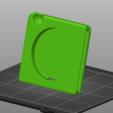 Télécharger plan imprimante 3D gatuit Chargeur de téléphone sans fil Honda Civic, stensethjeremy