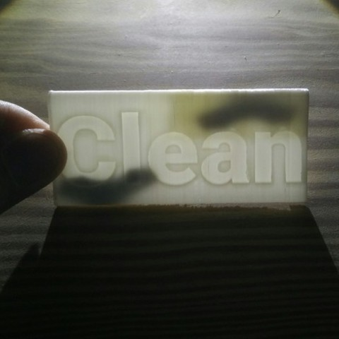 IMG_20151220_1304072_preview_featured.jpg Download free STL file Dishwasher Clean / Dirty Drop In Magnet • 3D print model, stensethjeremy