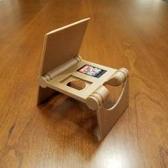 3D printing model Nintendo Switch Stand, stensethjeremy