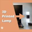 square lamp image.png Download free STL file Square Lamp • 3D printer template, stensethjeremy