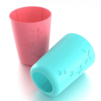 Free 3D model Take & Toss Sleeve, stensethjeremy
