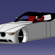 Download free 3D printer designs Car race in progress, SimEtJo