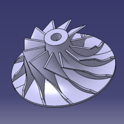 Download free STL Turbine, SimEtJo