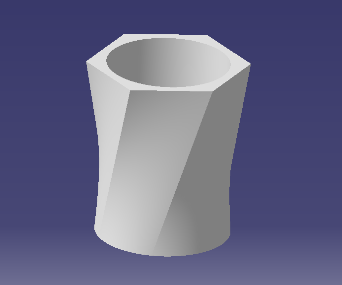 Pot de fleur 15X15X20.PNG Download free STL file Flower pot 15X15X20 • Model to 3D print, SimEtJo