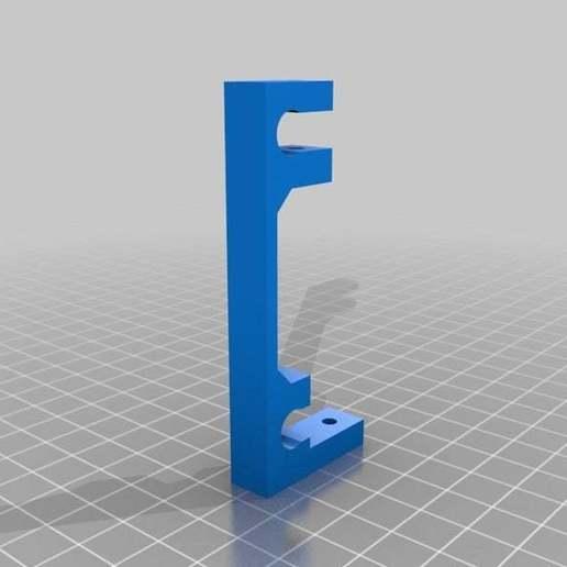 z_fixed.jpg Télécharger fichier STL gratuit Ajustement fin Z pour OB1.4 • Modèle pour imprimante 3D, volpiclaudio