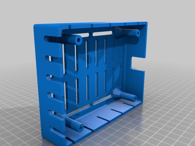 lower_part.png Download free STL file Cell phones charge support • 3D printable design, volpiclaudio