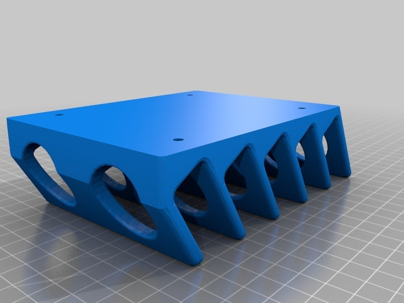 upper_part.png Download free STL file Cell phones charge support • 3D printable design, volpiclaudio