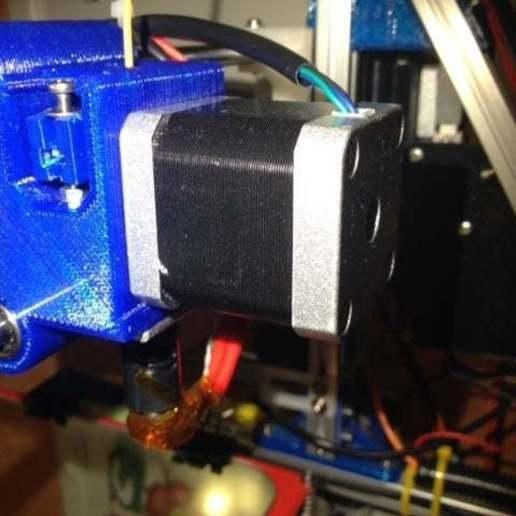 foto_2.jpg Télécharger fichier STL gratuit X chariot pour imprimante OB1.4 / Câblé1 • Design pour impression 3D, volpiclaudio