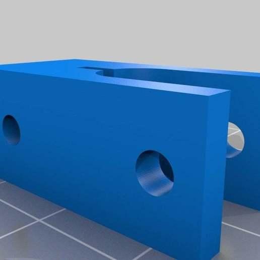 z_mobile.jpg Télécharger fichier STL gratuit Ajustement fin Z pour OB1.4 • Modèle pour imprimante 3D, volpiclaudio
