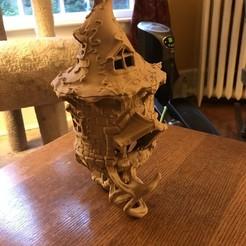 3D print files Birdhouse -3 pieces, sullivan