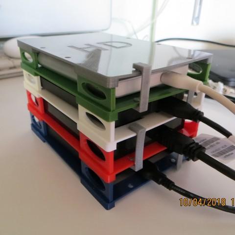 IMG_1182.JPG Download STL file NEW - Hard Drive SKYSCRAPER • 3D printer template, salva65