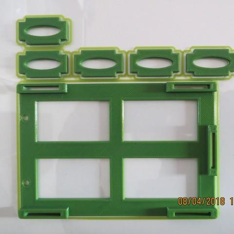IMG_1175.JPG Download STL file NEW - Hard Drive SKYSCRAPER • 3D printer template, salva65
