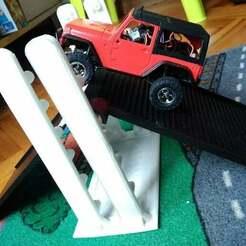 1.jpg Télécharger fichier STL gratuit Rampe d'essai pour voitures RC • Modèle pour imprimante 3D, calistoellisto