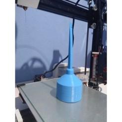Objet 3D poison entonnoir tueur fourmi, soyen3d