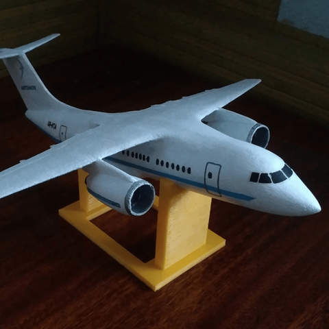 Free 3D printer file Antonov An-148, AVIZO