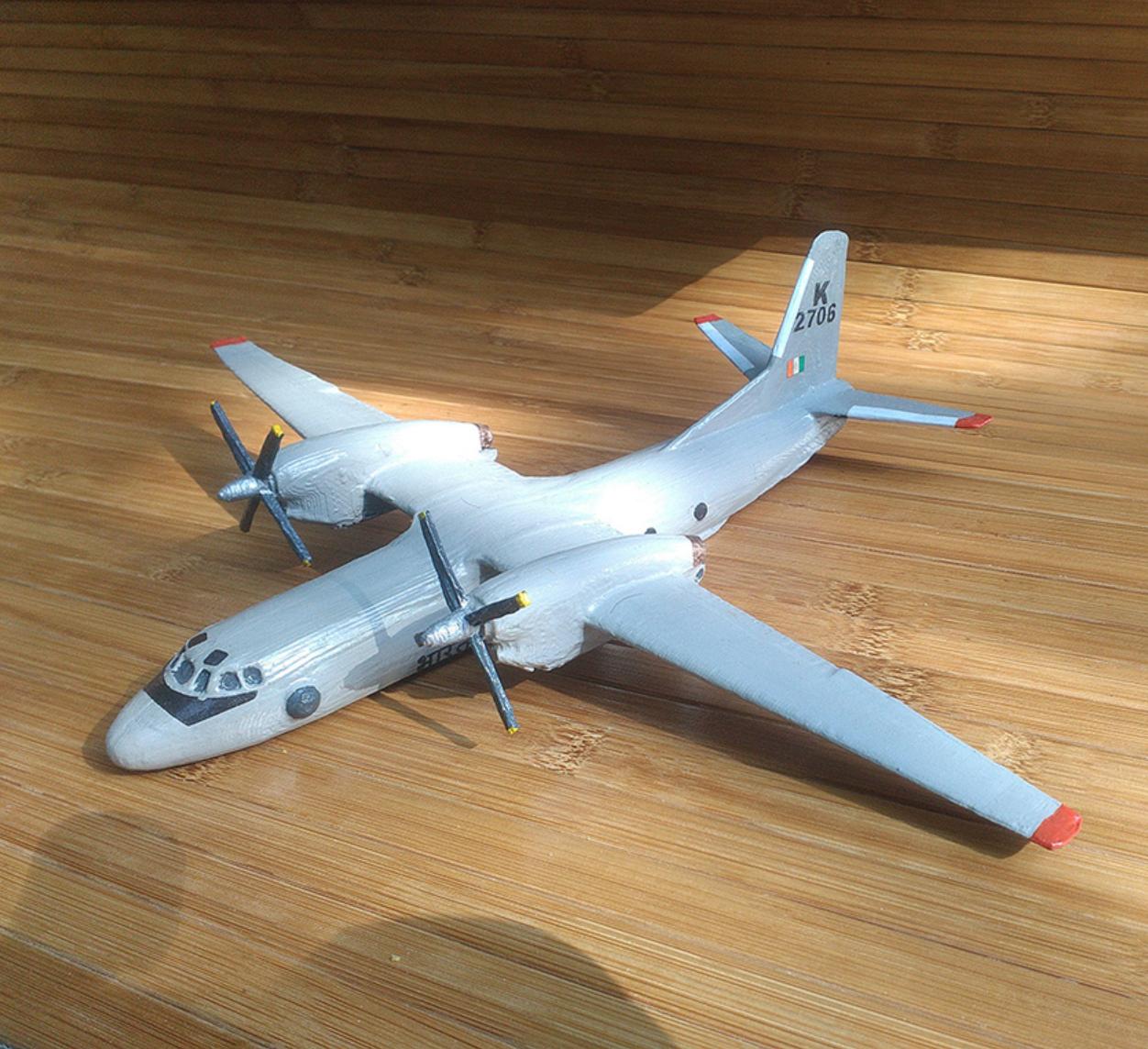 Capture d'écran 2018-03-05 à 17.00.00.png Download free STL file Antonov An-32 • Template to 3D print, AVIZO