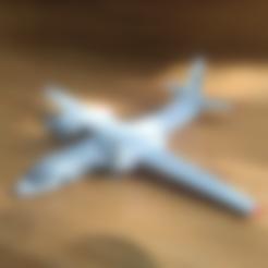 Free 3d print files Antonov An-32, AVIZO