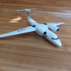 Free 3D printer files Antonov An-74, AVIZO
