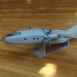 Free Antonov An-8 STL file, AVIZO