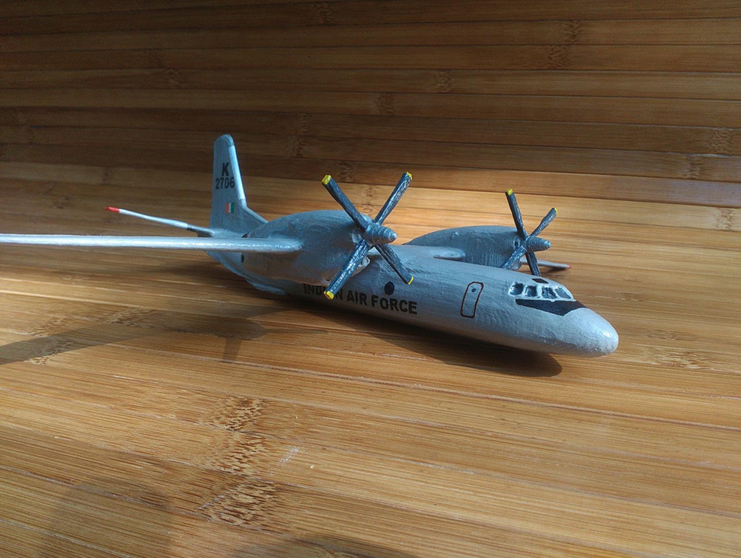 Capture d'écran 2018-03-05 à 17.00.20.png Download free STL file Antonov An-32 • Template to 3D print, AVIZO