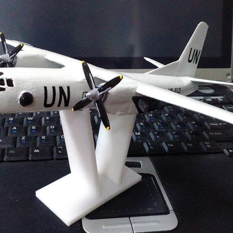 bde3072be5b0a37733bb3b708ccf0a2b_display_large.jpg Download free STL file Antonov An-26 • 3D printing object, AVIZO