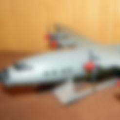 Archivos STL gratis Antonov An-12, AVIZO