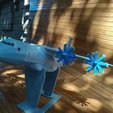 Télécharger modèle 3D gratuit Antonov An-70 (poly bas), AVIZO