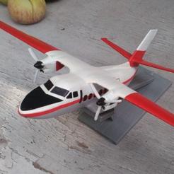 Imprimir en 3D gratis Deje que L-410 Turbolet, AVIZO