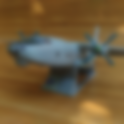 Free stl Antonov An-8, AVIZO
