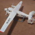Free STL Antonov An-28, AVIZO