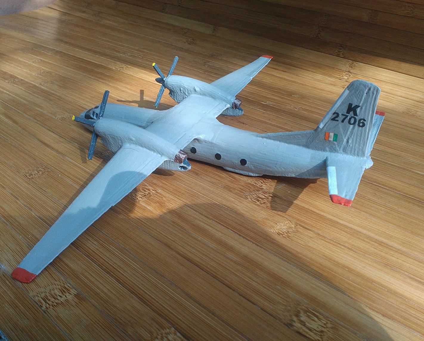 Capture d'écran 2018-03-05 à 17.00.13.png Download free STL file Antonov An-32 • Template to 3D print, AVIZO