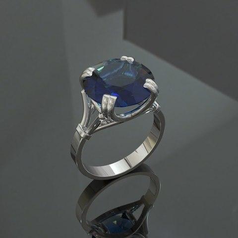 STL files Ring Elegant, Alastor
