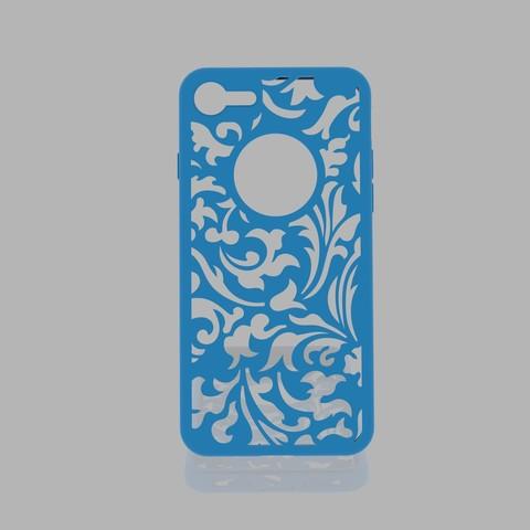 untitled.59.jpg Download 3DS file Iphone 7 Case • 3D print template, Alastor