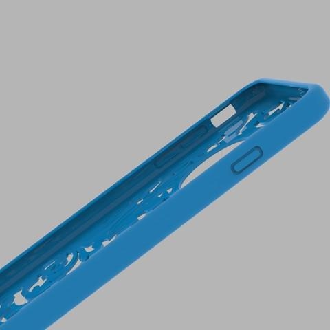 untitled.58.jpg Download 3DS file Iphone 7 Case • 3D print template, Alastor