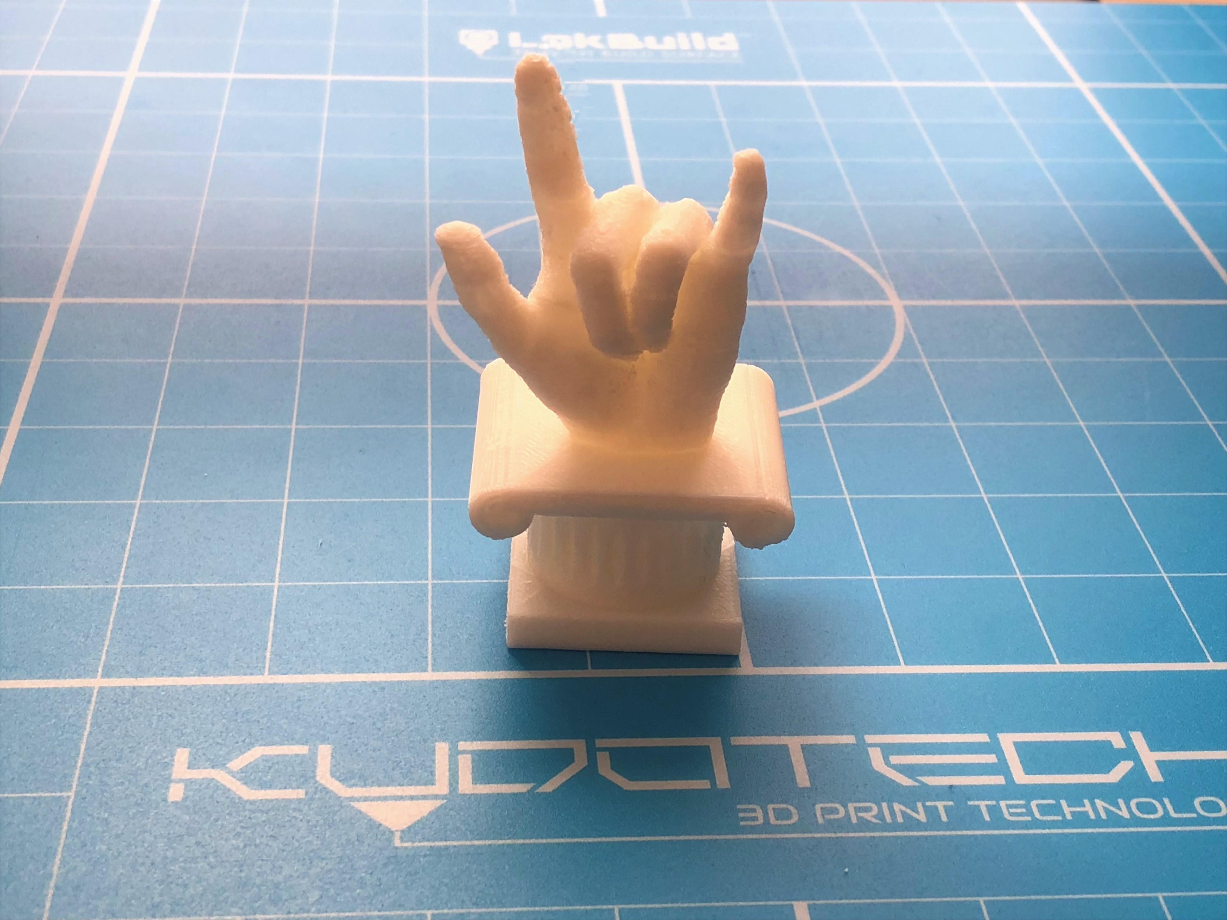 IMG_0859.JPG Download STL file I Love Hand  • Template to 3D print, brankomiokovic67