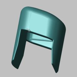 Imprimir en 3D Botón de freno de mano Alfa Romeo, stefcamera