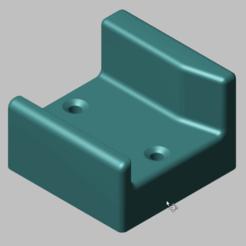 3D printer files Sliding door guide, stefcamera
