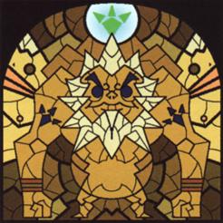 Darunia_(The_Wind_Waker) - Copie.png Télécharger fichier STL gratuit Lithophane Vitrail Zelda dédié au personnage Darunia • Objet pour impression 3D, RustyVince