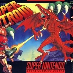 super-metroid-cover-artwork-usa-box.jpg Télécharger fichier STL gratuit LITHOPHANE Cover Super Metroid SNES Nintendo • Design imprimable en 3D, RustyVince