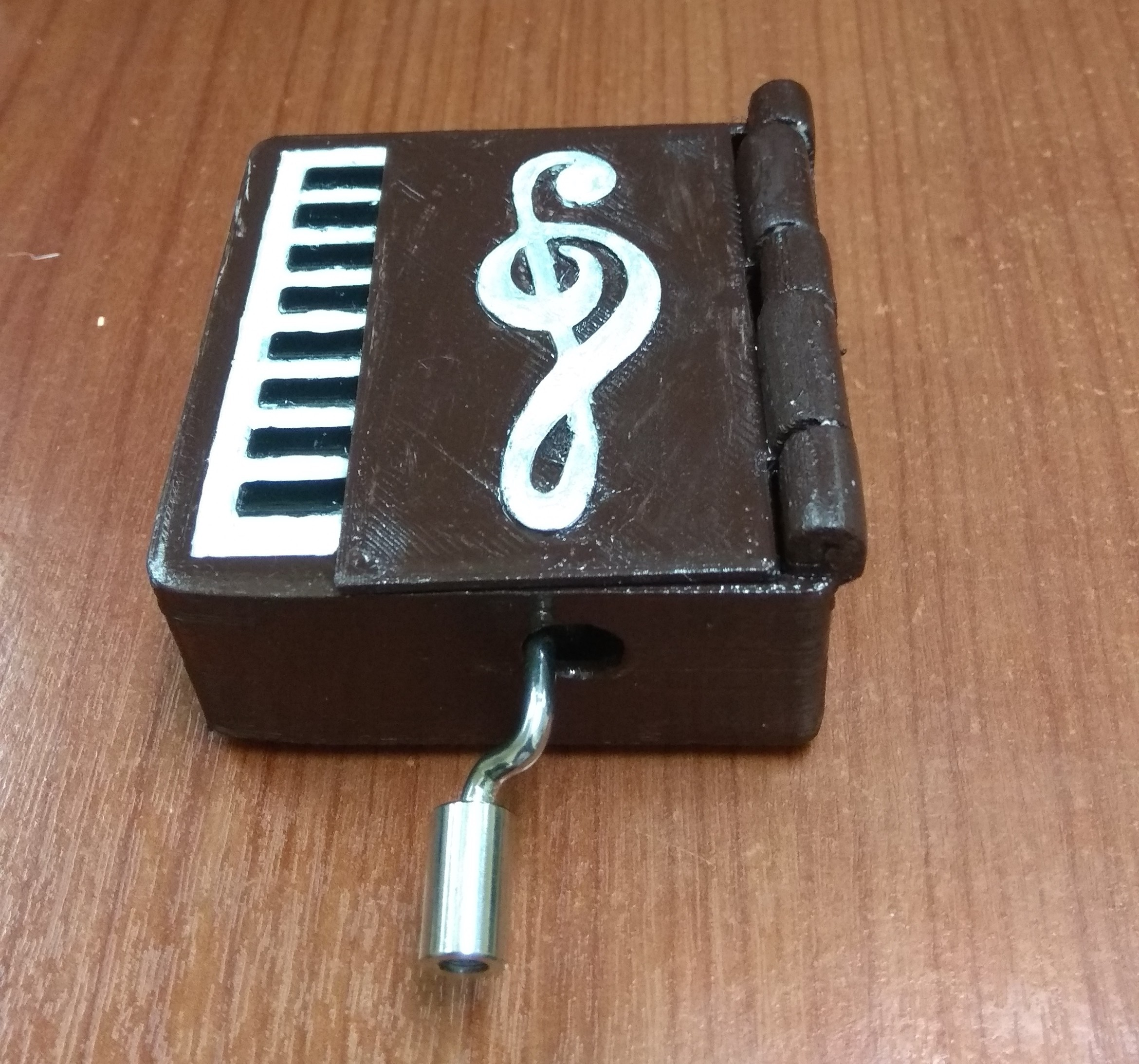 IMG_20180306_081723.jpg Download STL file Piano Hole Punch Music Box • 3D printable model, drk0027