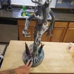 Descargar STL gratis Treebeard - Lord of the Rings, 3DArt