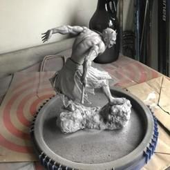 Descargar Modelos 3D para imprimir gratis Darth Maul - Star Wars , 3DArt