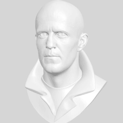 Download free STL Jason Statham, 3DArt