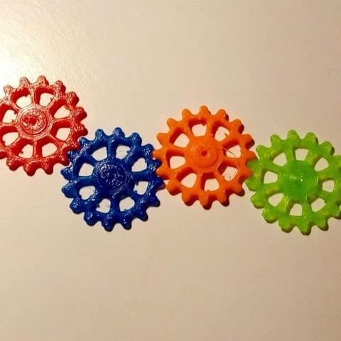 IMG_2045 (2).JPG Download free STL file Gearing (gearing) • 3D printing design, Techmaker
