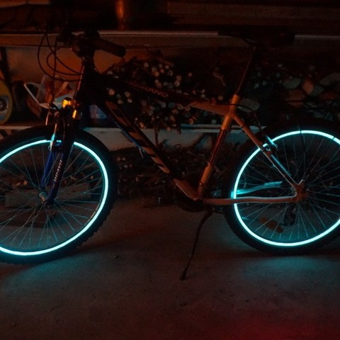 a14c0d5d9b556fc7e7dcb2d219bcd66b_display_large.JPG Download free STL file LED mounts for bike light • 3D printable template, Gyro