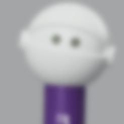 Télécharger fichier imprimante 3D gratuit M. GOO !, martijn